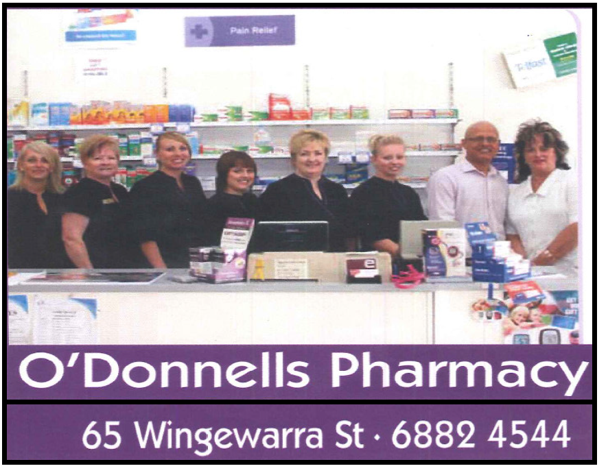 o donnells pharmacy