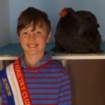 Champiion Junior Exhibitor